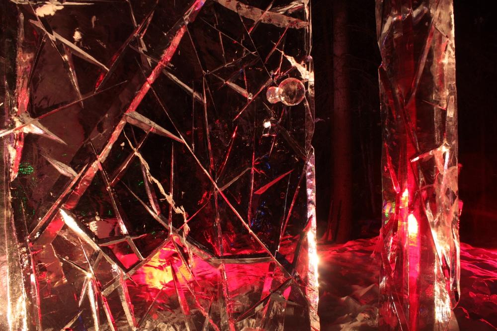 ice art door 2012